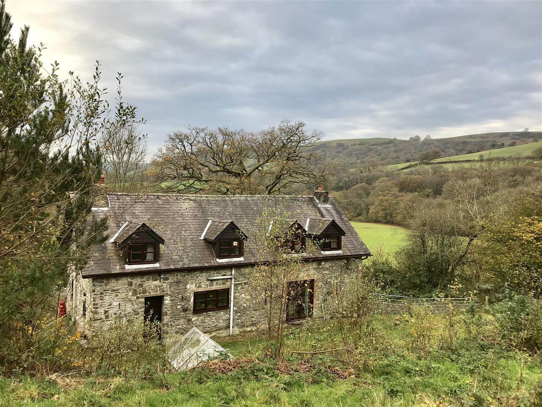 Cwmsidan Barn